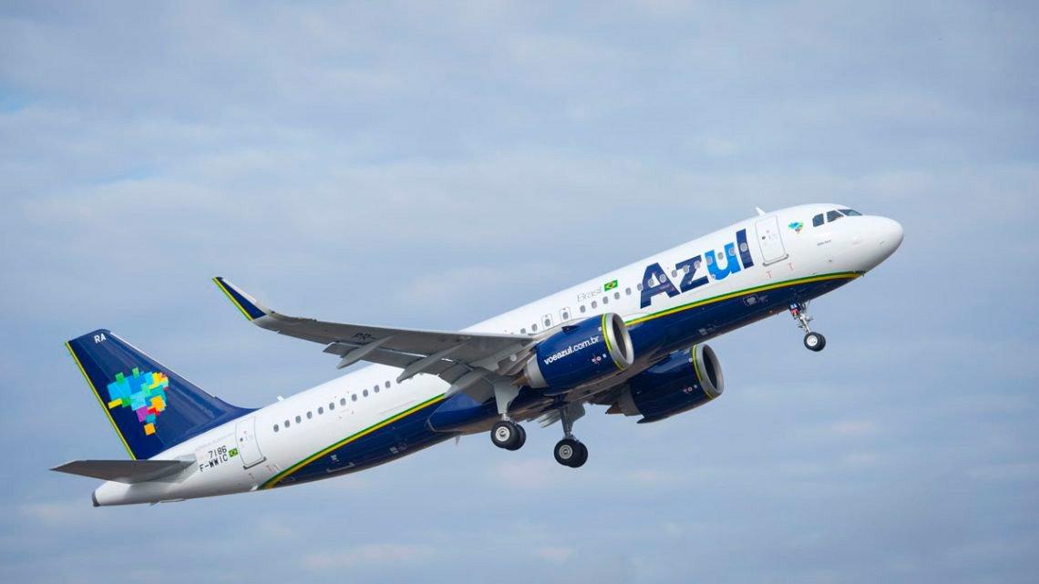 Azul Linhas Aéreas transforma aeronaves de sua frota em cargueiros