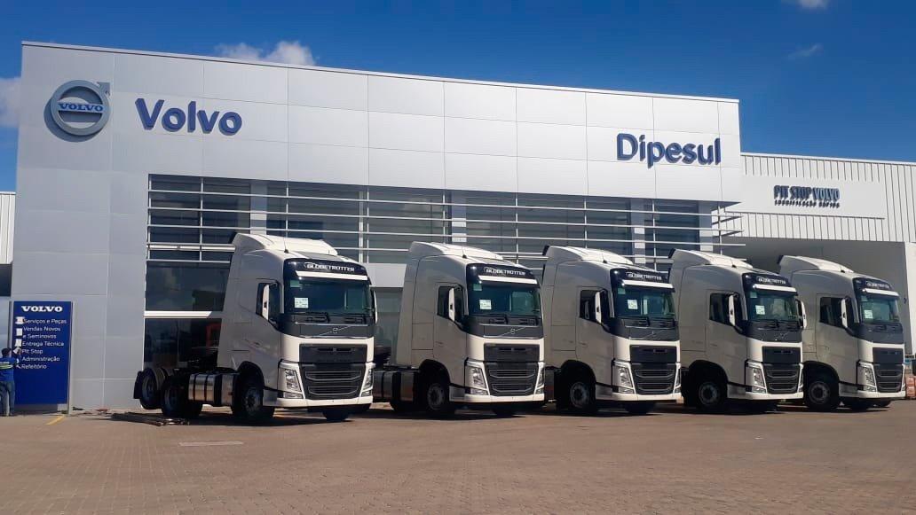 Volvo Dipesul está de casa nova na gaúcha Canoas