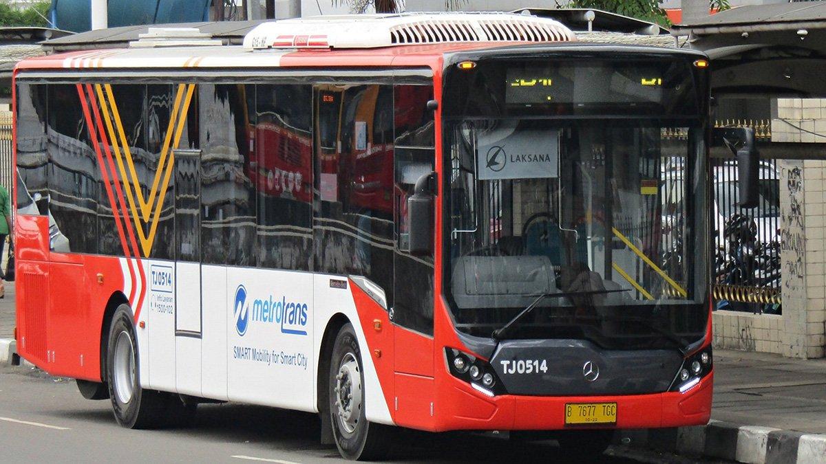 Mercedes-Benz e Allison vendem 250 ônibus automáticos para a Indonésia