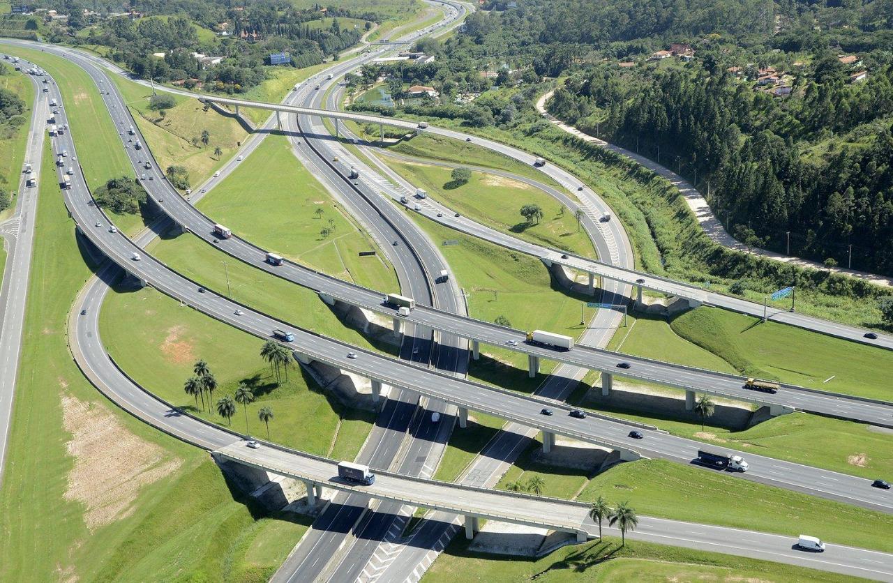 Os melhores trechos rodoviários do Brasil
