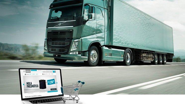 Volvo lança pacotes de peças com mais economia em tempos de restrição