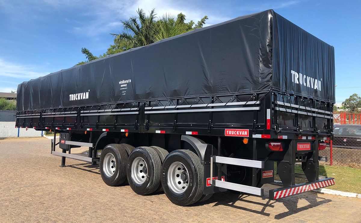 Truckvan entra para o segmento de carretas graneleiras