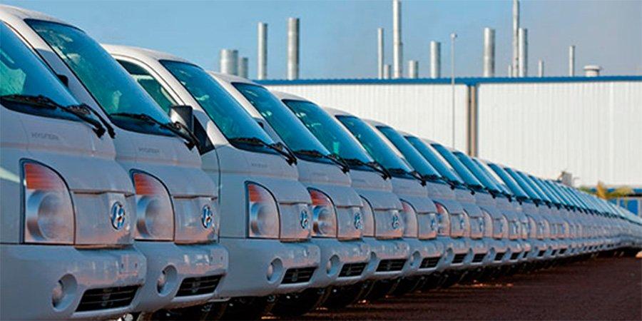 Fábrica dos caminhões Hyundai HR e HD80 retoma atividades em Goiás