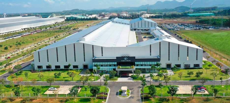 Mercedes-Benz amplia seu mercado de chassis de ônibus no Vietnã