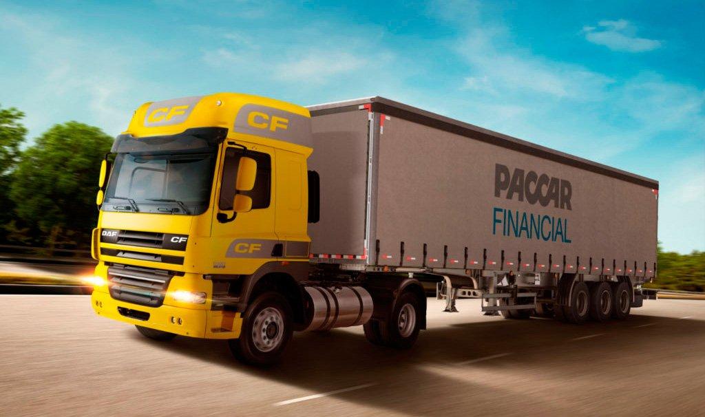 DAF já financiou mais de mil caminhões com banco próprio