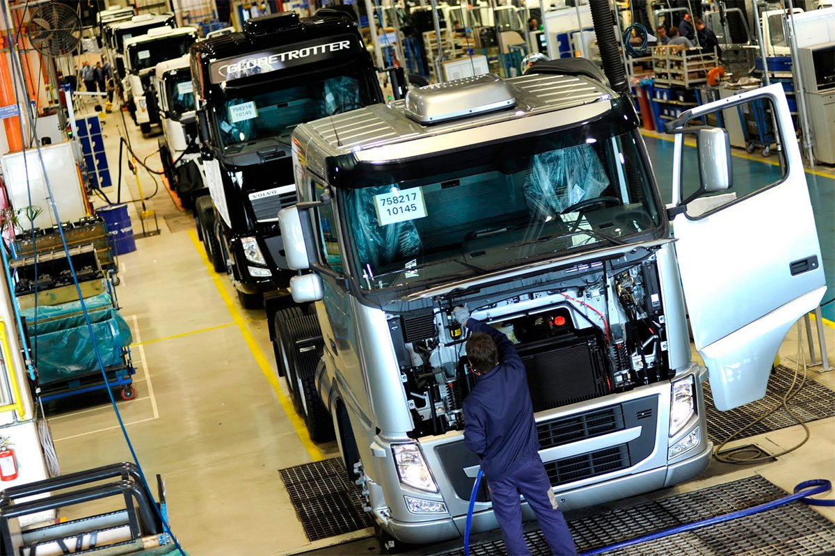 Braço financeiro da Volvo tem novo presidente da América do Sul