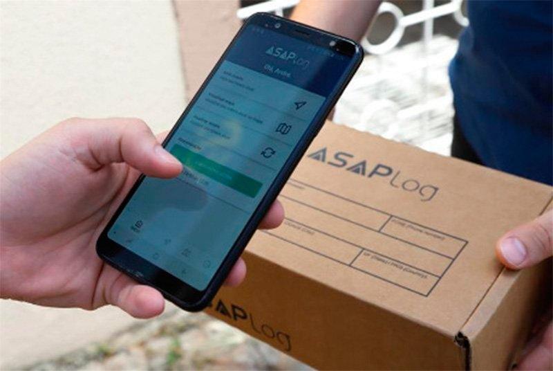 Varejista mostra seu poder logístico com startup de entregas