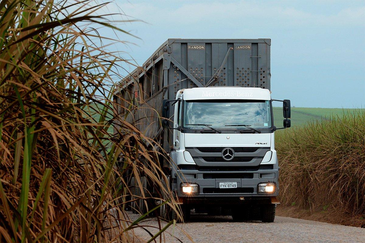 Mercedes-Benz fecha grande negócio no setor sucroalcooleiro