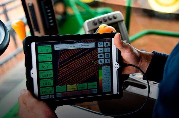 CNH Industrial e outras empresas se juntam para conectar áreas rurais