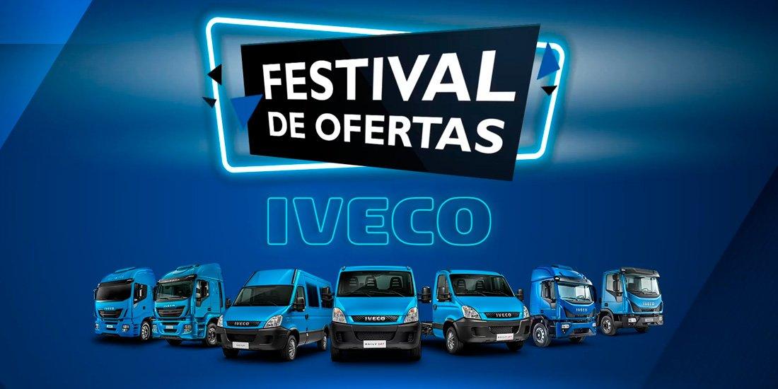 Iveco realiza mega festival de caminhões online nesta terça