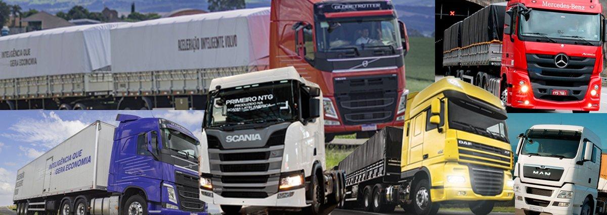 Confira os 10 caminhões pesados mais vendidos em 2020
