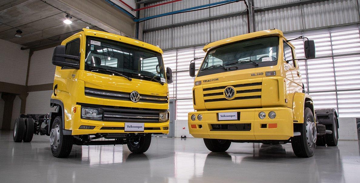 Resende (RJ) foi escolhida como lar da Volkswagen Caminhões e Ônibus há 25 anos