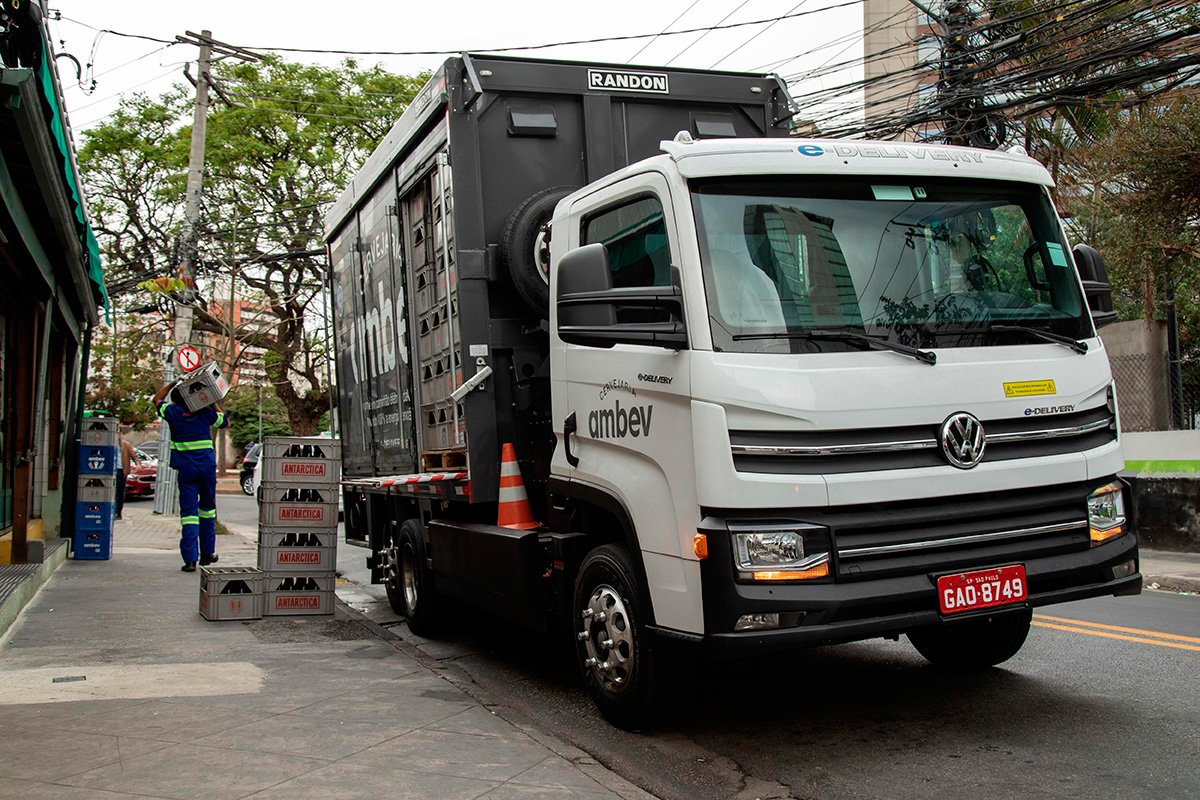 Delivery elétrico completa dois anos e 35 mil km de testes