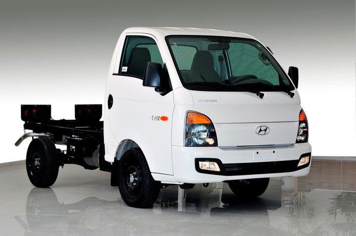 Caoa já fabricou mais de 90 mil Hyundai HRs em Goiás