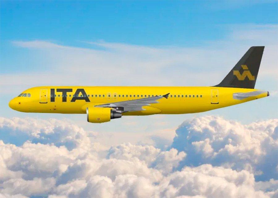 Itapemirim quer voar para transportar passageiros de Airbus A320