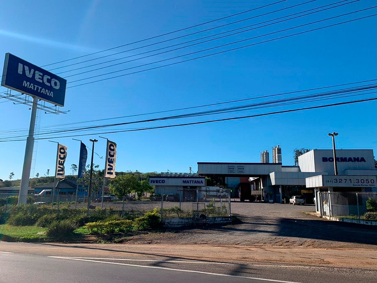 Iveco ganha território no Rio Grande do Sul