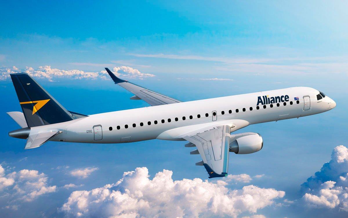 Empresa australiana compra 14 jatos Embraer E190