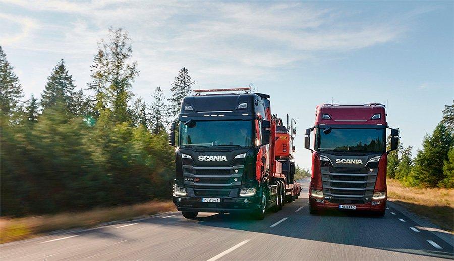 Scania lança o caminhão mais potente do mundo na Europa