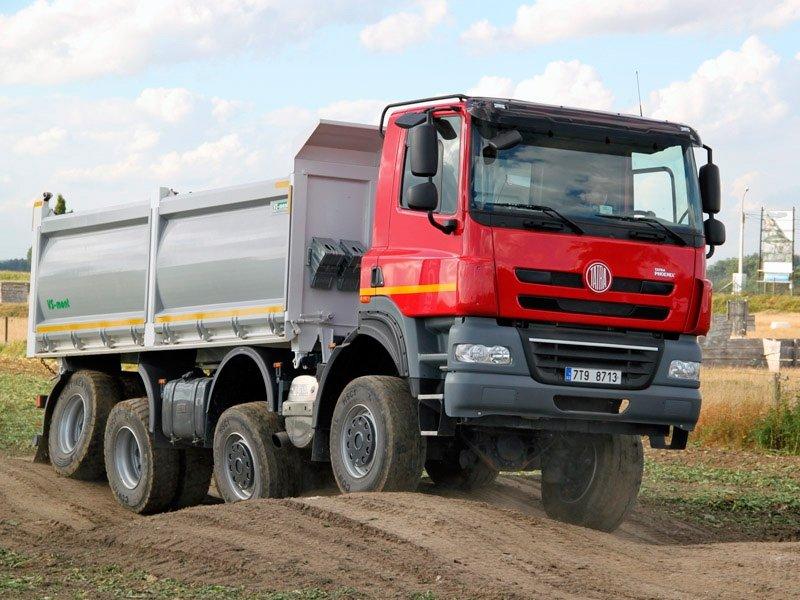 Governo do Paraná confirma a vinda da Tatra Trucks para o Brasil