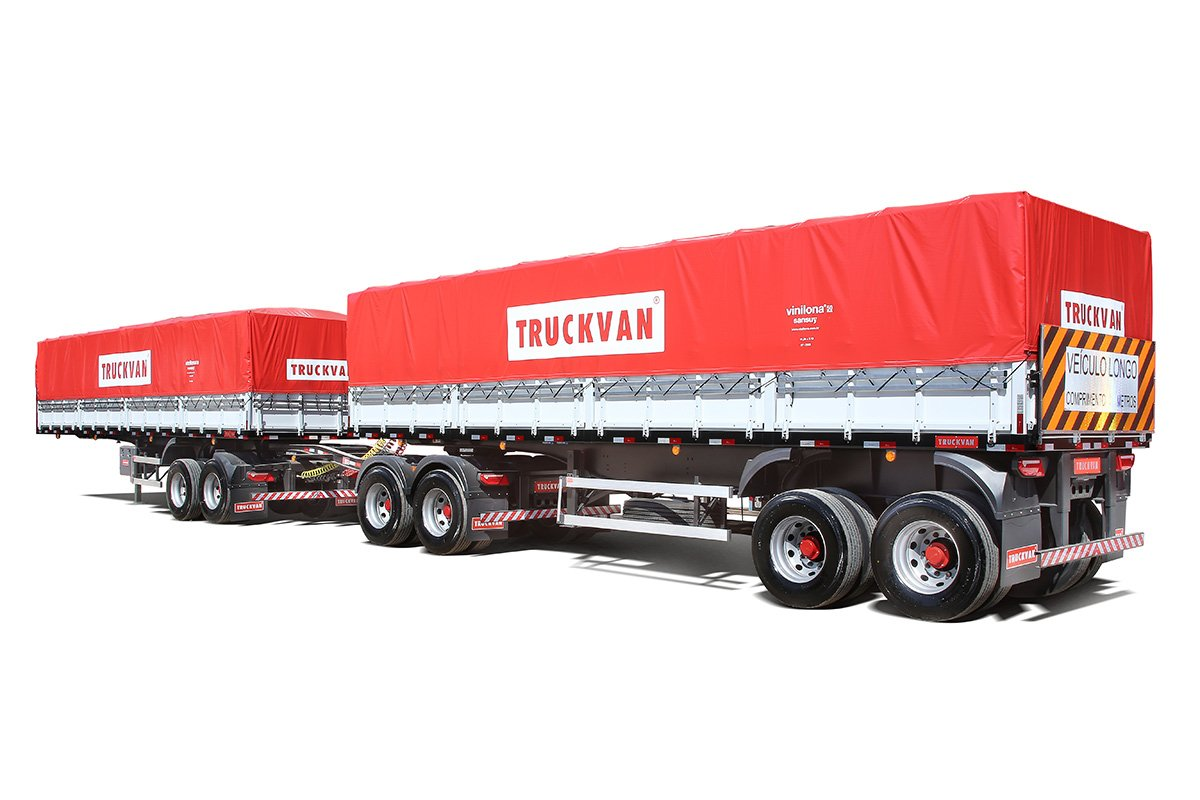 Truckvan ataca agronegócio com sua nova linha graneleira