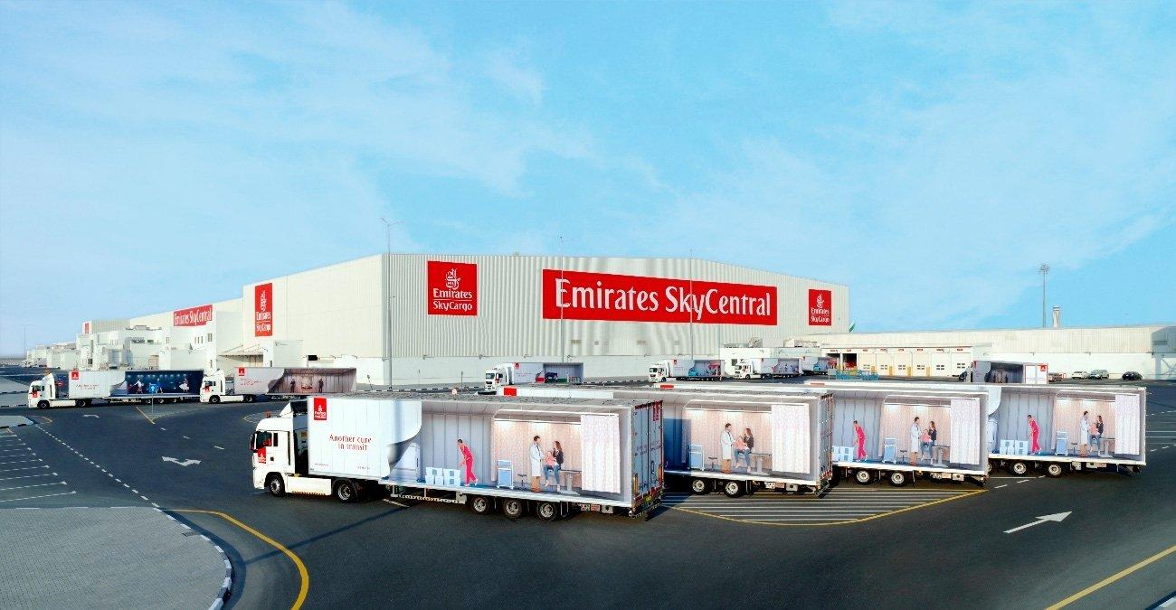 Emirates vai criar maior hub aéreo do mundo para distribuir vacina da Covid-19