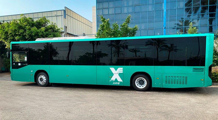 Daimler faz mega venda de chassis de ônibus para Israel