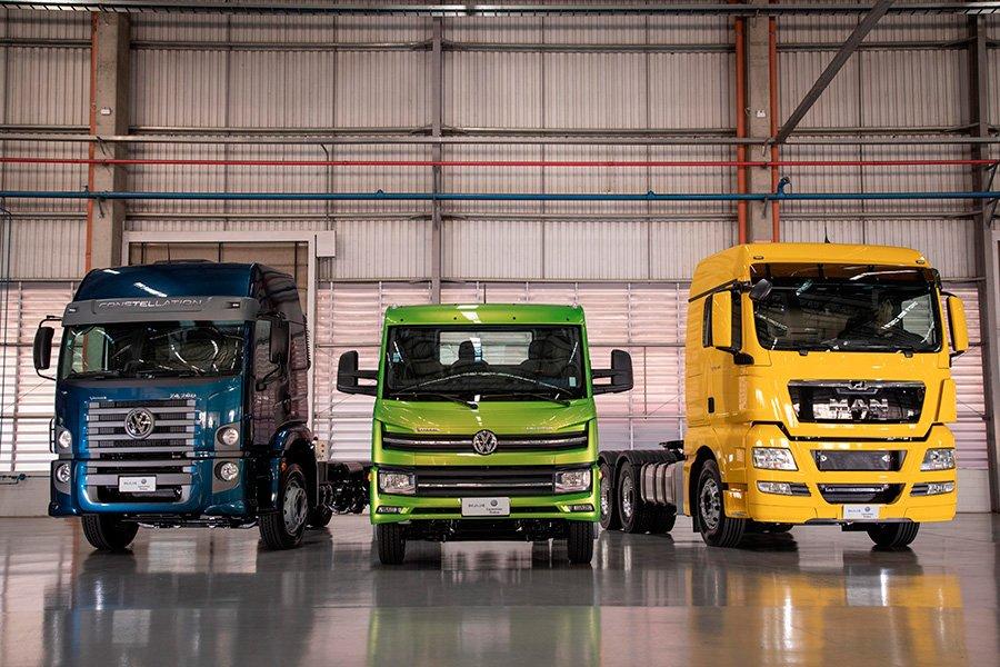 Volkswagen Caminhões firma parceria com a Porto Seguro
