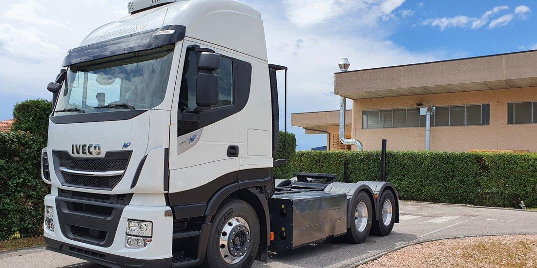Iveco faz grande venda de caminhões movidos a gás na Argentina