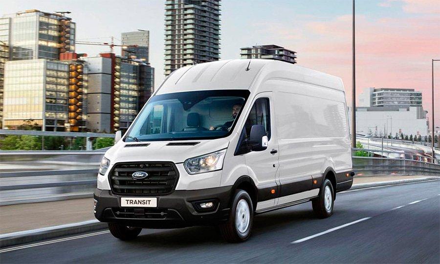 Ford vai fabricar furgões Transit no Uruguai