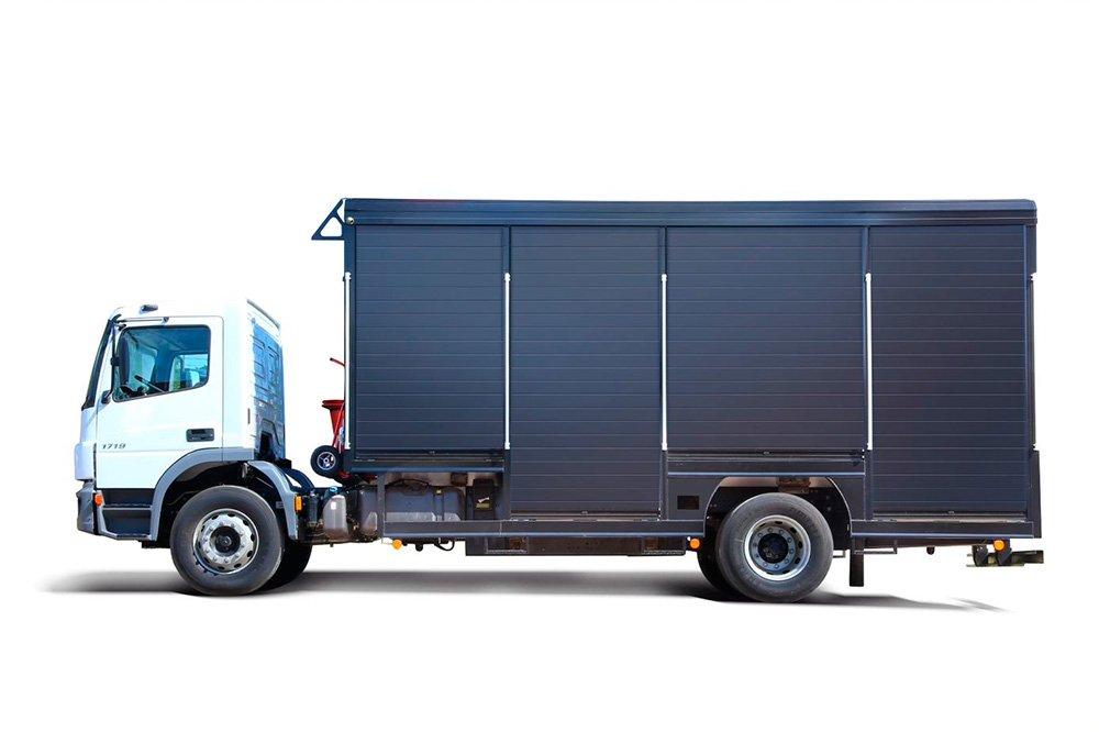 Truckvan cria versão 100% alumínio para sua carroceria de bebidas