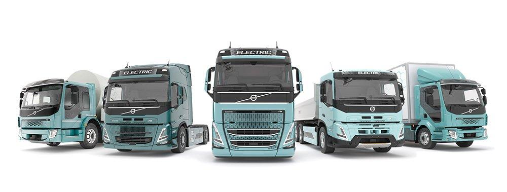 Volvo terá versões elétricas dos caminhões FH em 2021 na Europa