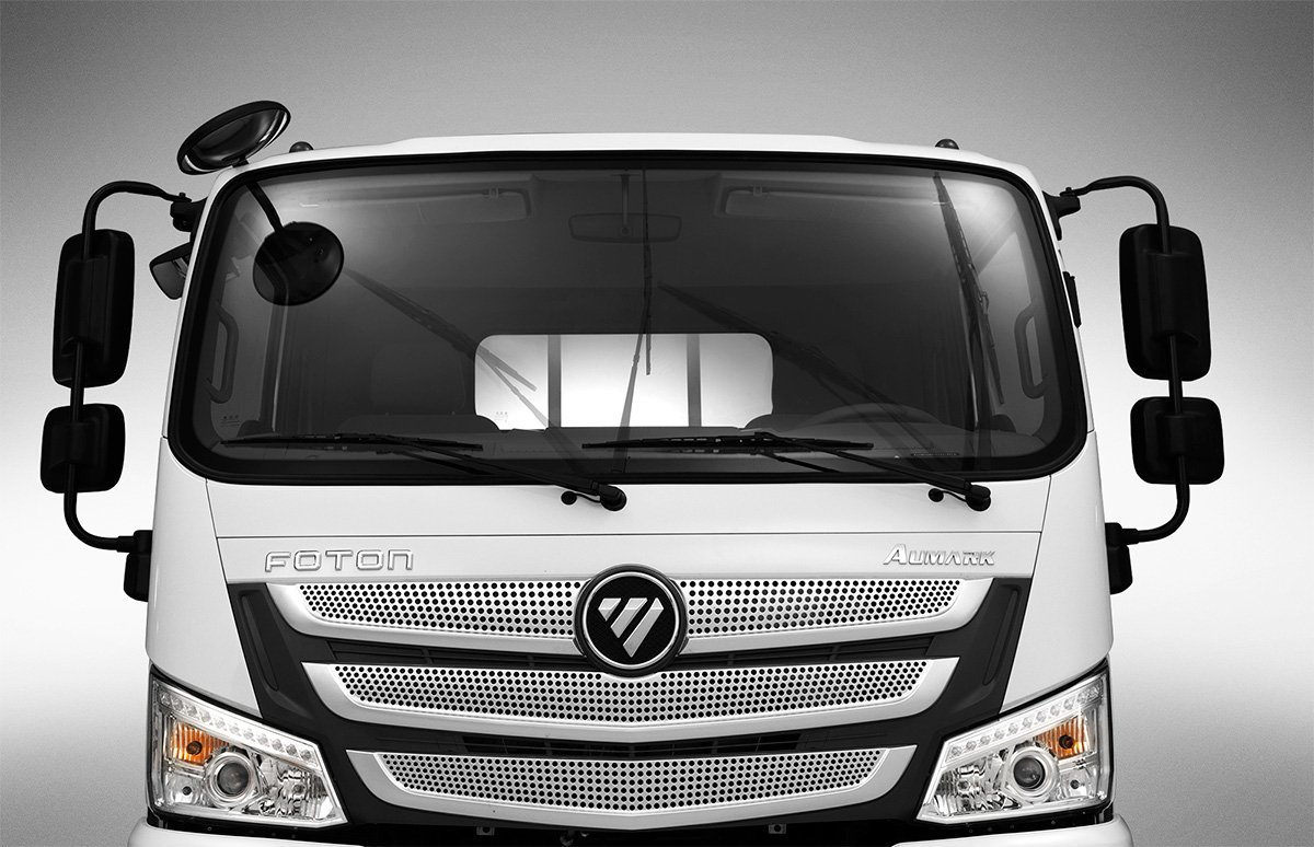 Foton lança caminhões urbanos de 6,5 e 11 toneladas no Brasil