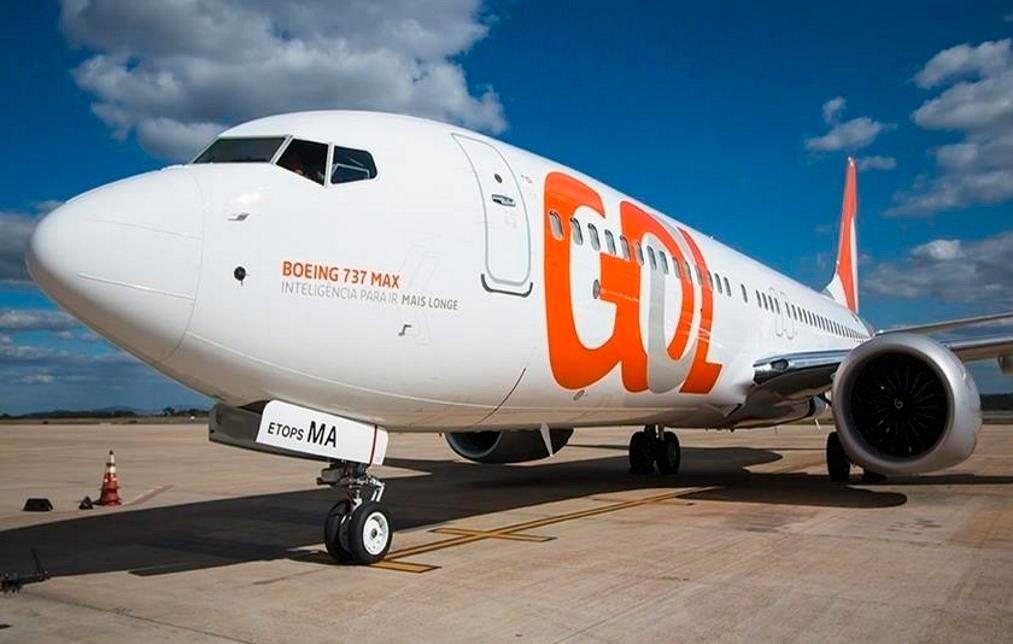 Gol é a primeira linha aérea do mundo a retomar operações com o 737 MAX