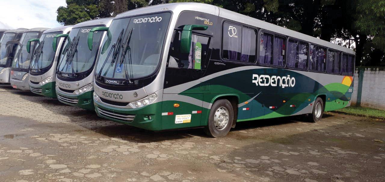 Expresso Redenção compra 20 novos ônibus VW na Apta