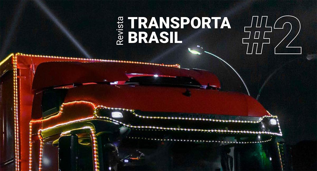 Revista Transporta Brasil ed 02 – Novo Actros no Natal