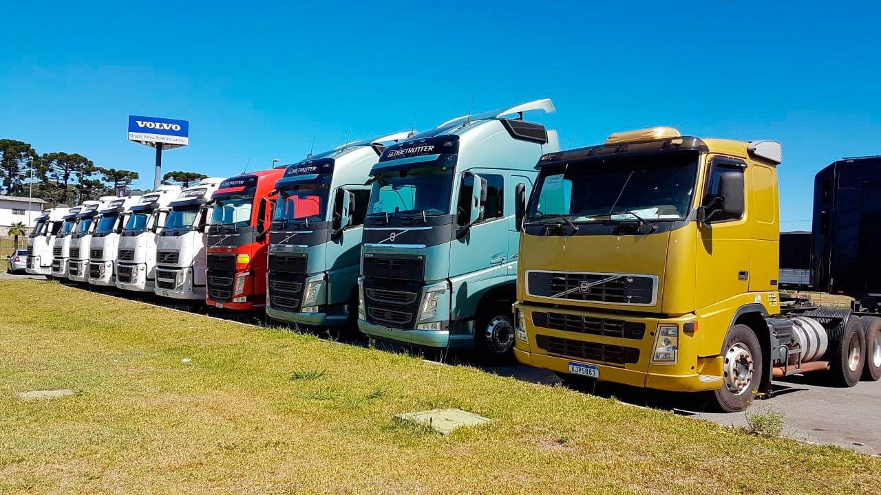 Volvo comemora recorde na venda de seminovos em 2020