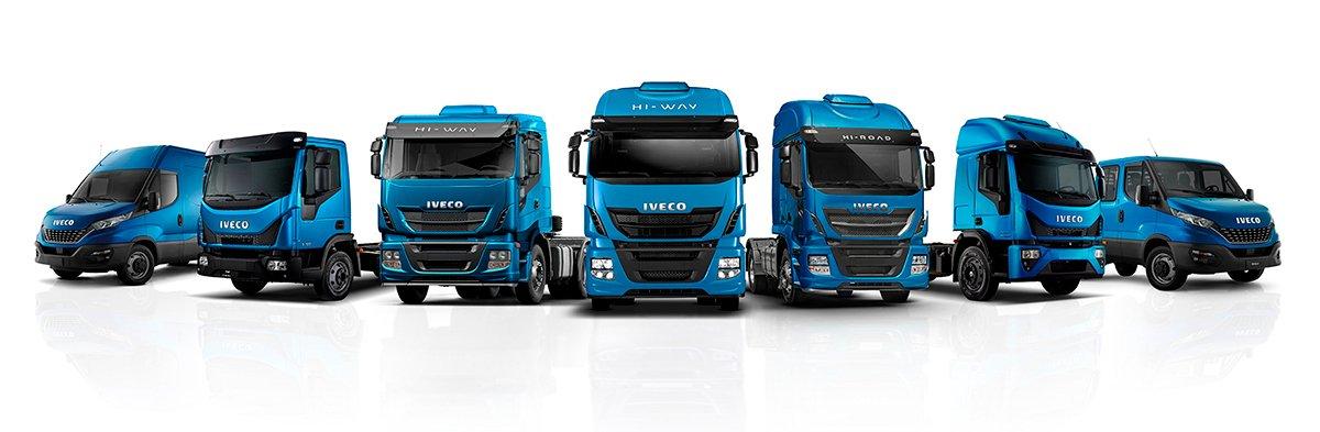 Iveco foi a marca de caminhões que mais cresceu em 2020