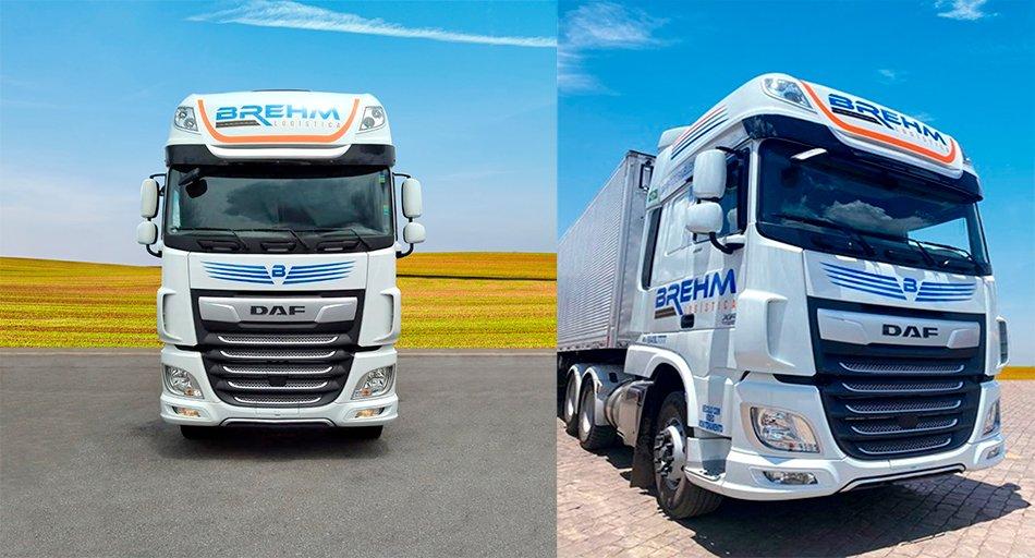 DAF já fabricou 12 mil caminhões no Brasil