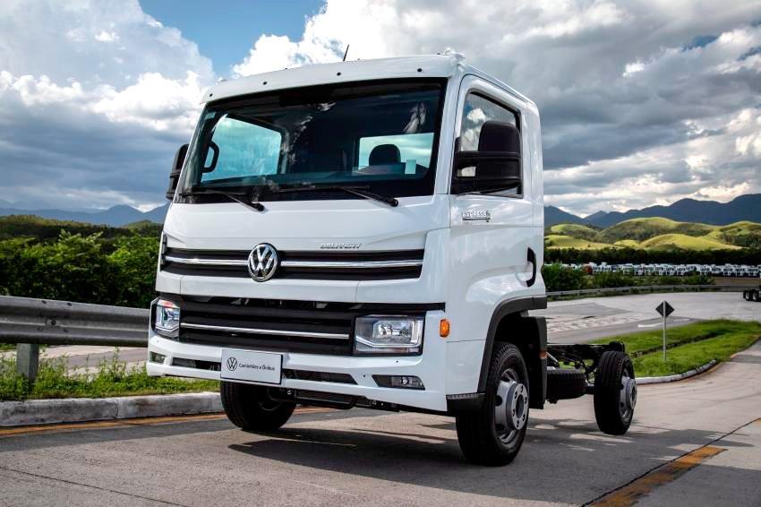 VW Delivery Express ganha nova versão com controle de estabilidade