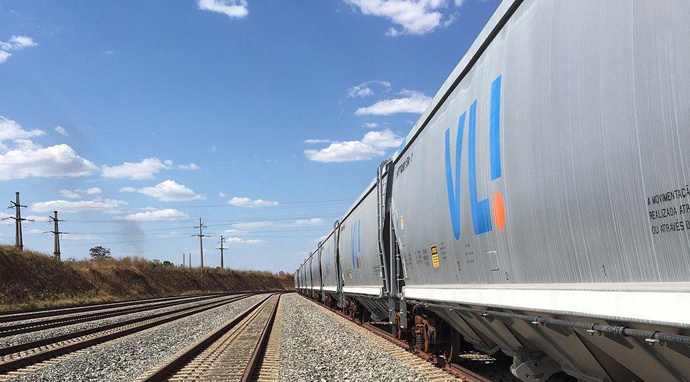VLI investe R$ 300 mi na Ferrovia Norte Sul