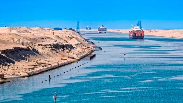 O que é o Canal de Suez e por que ele é importante?