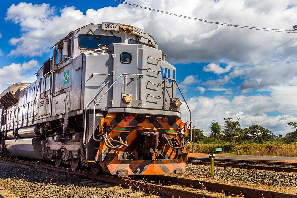 VLI movimenta quase 40 milhões de toneladas de cargas na Ferrovia Centro-Atlântica