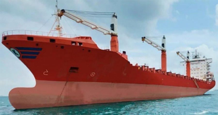 Log-In compra novo navio para o transporte de contêineres no Brasil