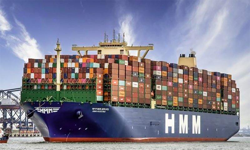Os maiores navios cargueiros do mundo em 2021