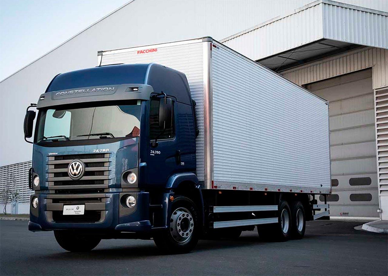 Conte sua história com o VW Constellation e ganhe um caminhão zero