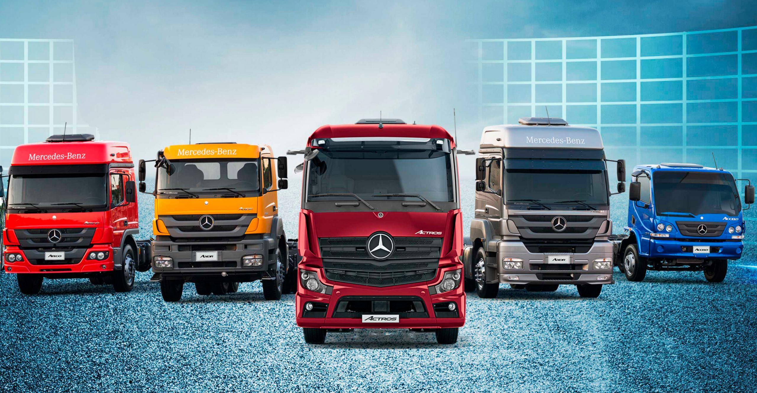 Fleetboard da Mercedes-Benz vai atuar no combate ao roubo de cargas