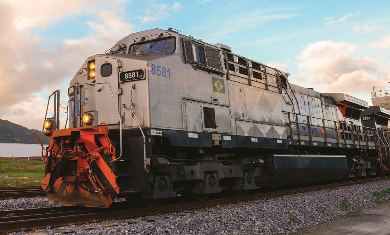 Novos trabalhadores da ferrovia estão vindo por aí