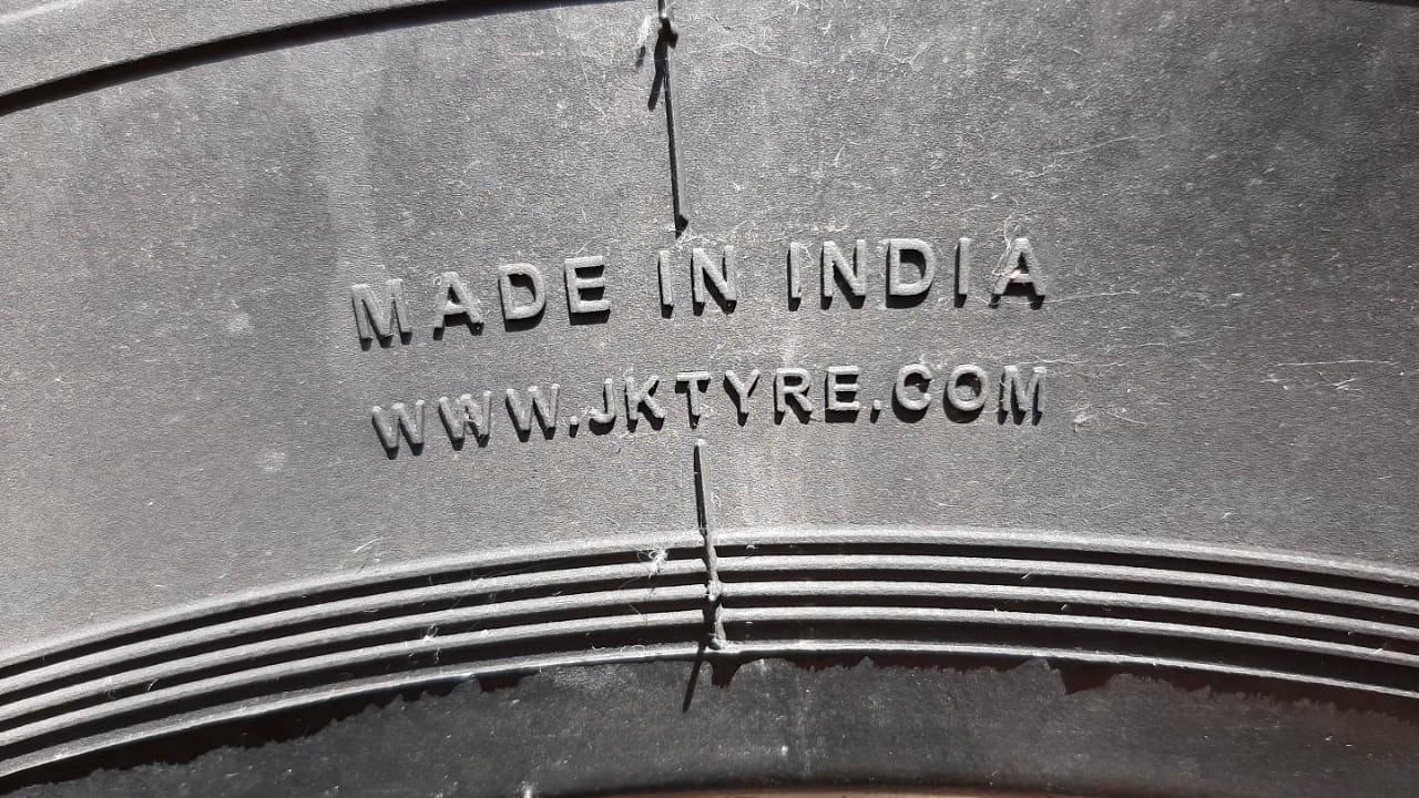 Fabricante de implementos Rodofort importa pneus da Índia para driblar a crise