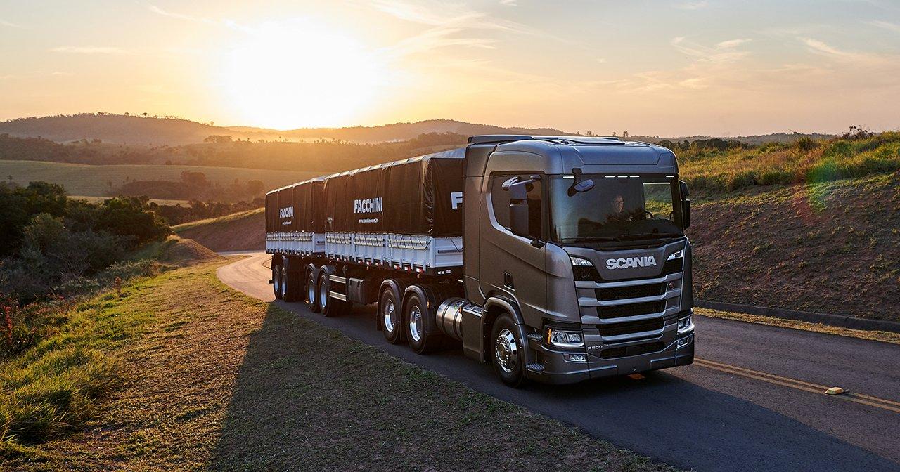 Scania tem nova estrutura nas vendas de caminhões e ônibus