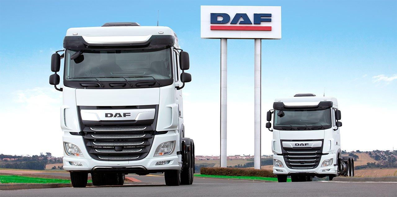 Rede de concessionárias DAF fortalece presença no Nordeste